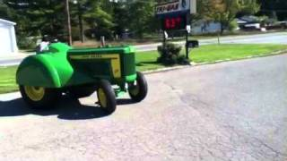 John Deere 620 orchard forsale on eBay