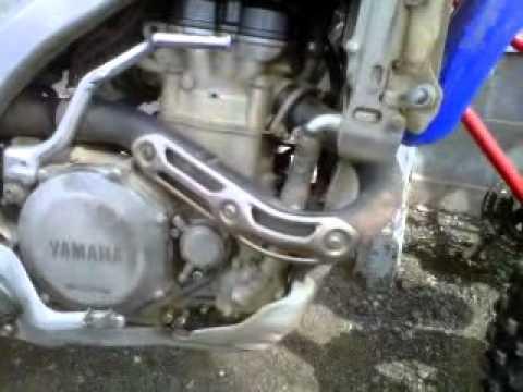 Yamaha  Motor Knocking