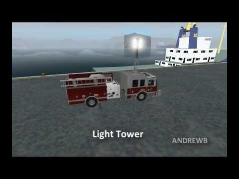 Rigs Of Rods, S10/MV4 Police Modding | FunnyDog.TV