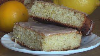 Очень лимонный, сладкий, мягкий пирог. Просто и вкусно.