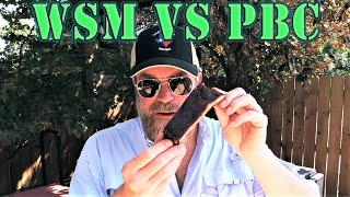 Weber Smokey Mountain vs Pit Barrel Cooker | Which has better flavor when hanging ribs?