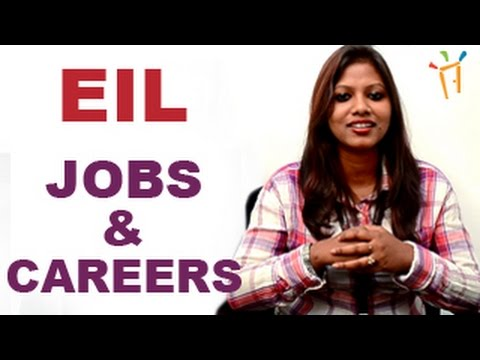 EIL - Engineers India Ltd Recruitment Notification 2017, Jobs,Exam dates,results