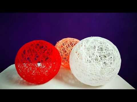Christmas Decoration || Balloon Lantern || Christmas Lantern DIY