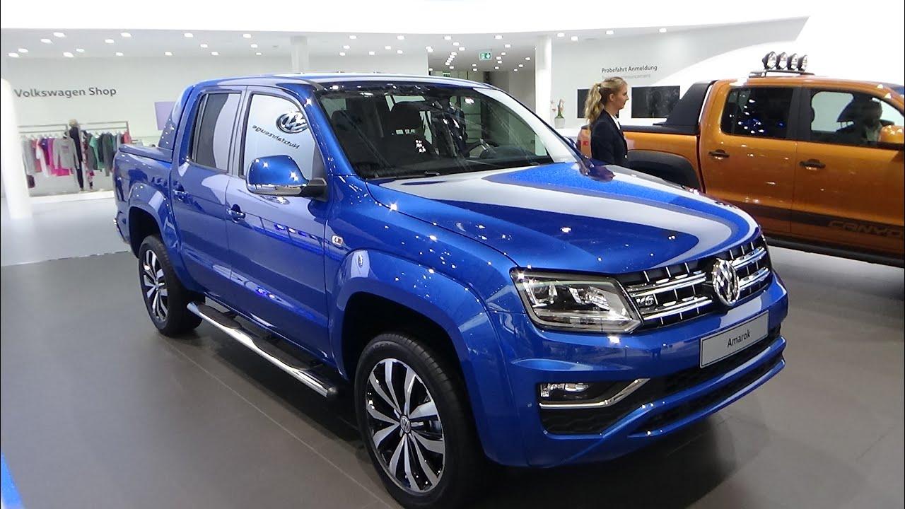 2017 Volkswagen Amarok - Exterior and Interior - IAA Hannover 2016