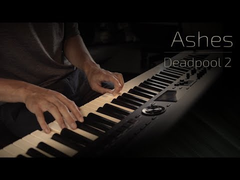 "Deadpool 2 - ""Ashes"" (Celine Dion) \\ Jacob's Piano"