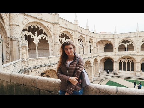 BELEM (Lisbon) 🇵🇹 |  Portugal TRAVEL VLOG #1 | National FOOD