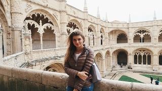 Trip to LISBON 🇵🇹    Portugal TRAVEL VLOG #1   Sights of BELEM & National FOOD(, 2017-01-27T23:46:37.000Z)