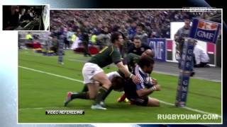 France vs South Africa Highlights - November 2013