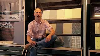 видео ABET Laminati декоративные пластики для производства мебели