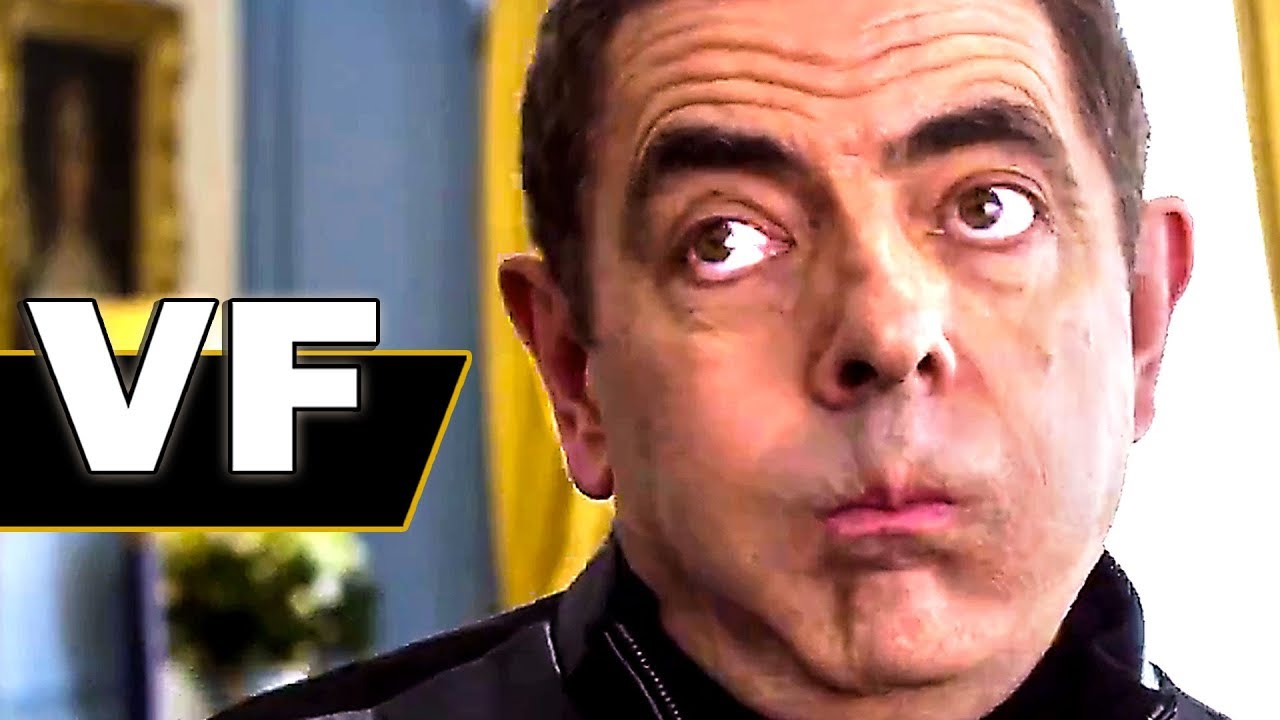 JOHNNY ENGLISH 3 : CONTRE ATTAQUE Bande Annonce VF #2 (NOUVELLE, 2018) Mr Bean