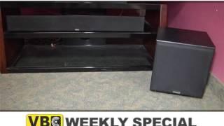 VBC Weekly Special Good Monday, May 12 through Saturday, May 17, 2014