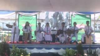 Theater SMAN 27 Jakarta - Musikalisasi Puisi Festival Sastra Remaja 2014