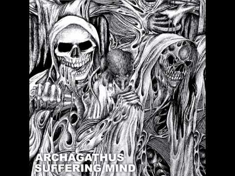 "Suffering Mind - Split 7"" w/ Archagathus [2013]"