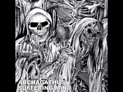 "Suffering Mind - Split 7"" w/ Archagathus [2013]"
