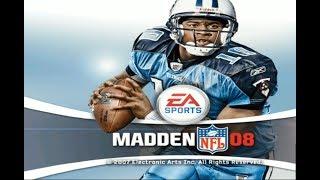 Let's Play Madden NFL 2008 Superstar - Episode 1