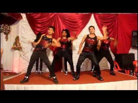 MAYUR DANCE GROUP IN MAURITIUS