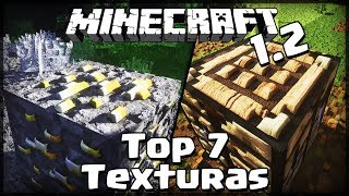 Las 7 Mejores Texturas de Minecraft 1.2 Better Together !