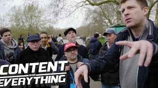 """There's No Such Thing As Racist"" - Pat Presents His Reasons 