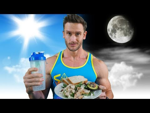 Best Post-Workout Meals | Morning vs. NightThomas DeLauer