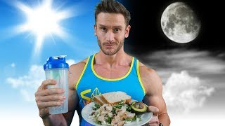 What to Eat Post Workout - Morning vs. Night