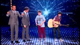 JACK & CORMAC - BRITAIN'S GOT TALENT 2013 SEMI FINAL