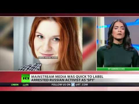 Fact vs. Fiction: Maria Butina Charges Explained