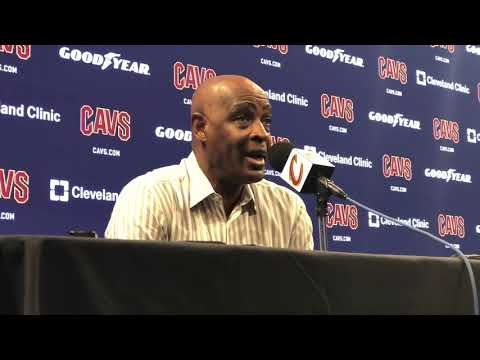 """Larry Drew """"disappointed"""" by lack of contract, but won't quit on the Cavs"""
