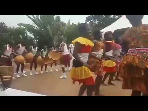 Acholi traditional dance (Uganda)