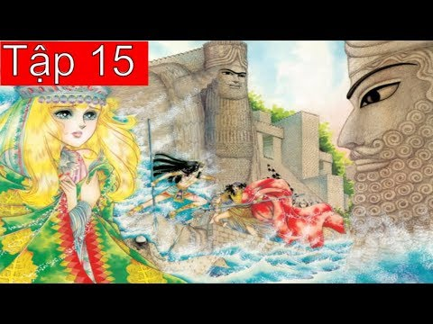 Nữ Hoàng Ai Cập Tập 15: Kế Hoạch Giải Cứu Con Tin (Bản Siêu Nét)