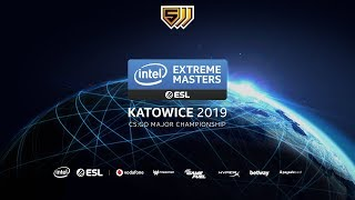 🔴LIVE: [Vietnamese] Major IEM Katowice 2019 - Challenger Stage Final Day