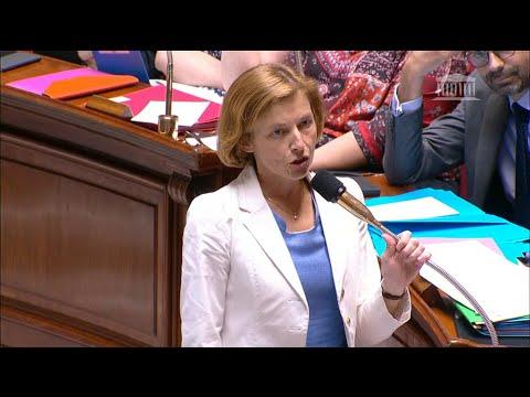La ministre des Armées réagit à la démission de Pierre de Villiers, à l'Assemblée nationale