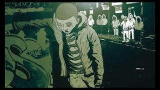 The Walk Home (Animated Short Film by Steve Cutts)