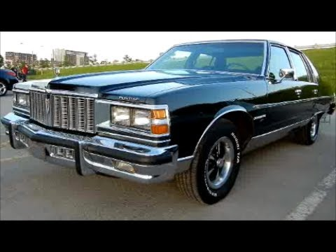 Immaculate 79 Pontiac Parisienne With 66 000 Km