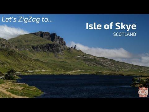 Things to do in Skye Island Scotland - 2 days around the isle of Skye