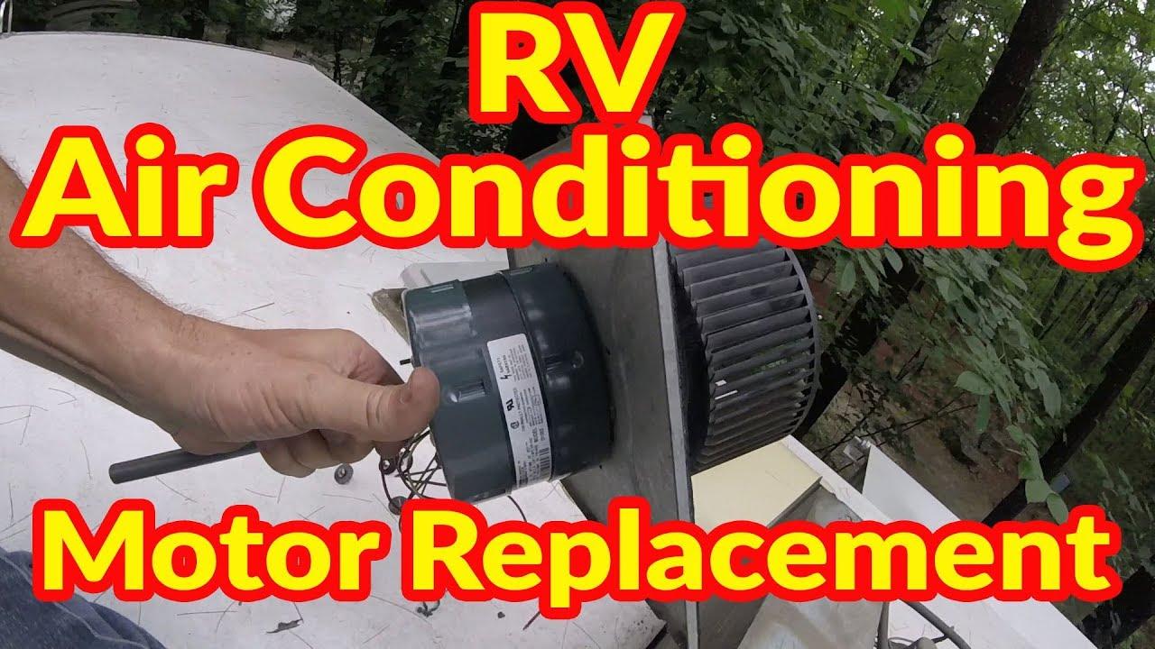 rv ac fan motor wiring [ 1280 x 720 Pixel ]