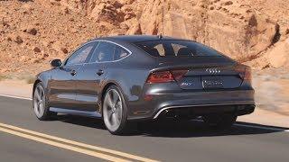 Audi RS7 - One Take