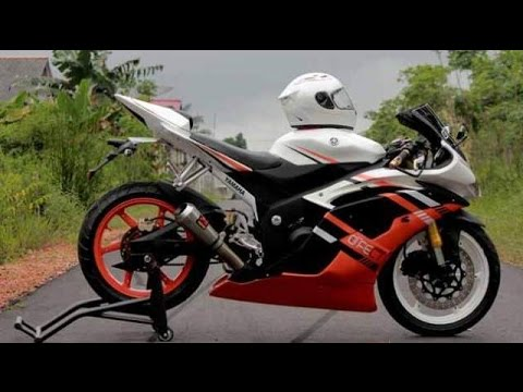 Motor Trend Modifikasi | Video Modifikasi Motor Yamaha Vixion Ala Ninja Terbaru