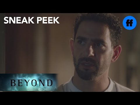 "Beyond | Season 1, Episode 10 Sneak Peek: Daniel and Arthur – ""Claim Your Immortality"" | Freeform"
