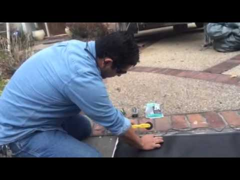 como hacer una tela metalica para ventanas youtube
