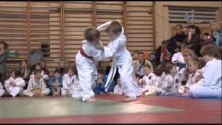 В Ивангороде - соревнования по дзюдо