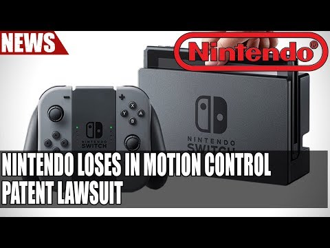 Nintendo Loses in Motion Control Patent Lawsuit