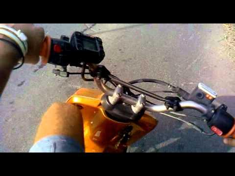 VLOG #2 | LE RETOUR | BALADE 125 CR , DIRT BIKE 140cc