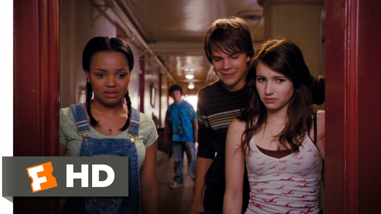 Hotel For Dogs 9 10 Movie Clip You Can T Date Them Both 2009