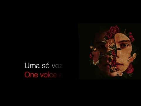 In My Blood ( Portuguese version)-Shawn Mendes lyrics w/ translation