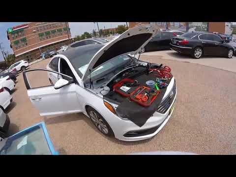 WRD SET UP TOOL HYUNDAI SONATA 2015