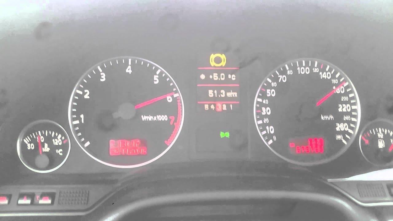 Audi A8 D2 W12 0 - 250