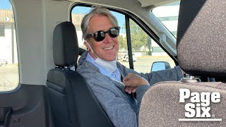 'Ferris Bueller' Alan Ruck, smashed dad's Ferrari, drives Biden press van  Page Six Celebrity News