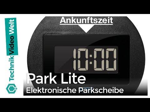 Park Lite Needit Elektronische Parkscheibe