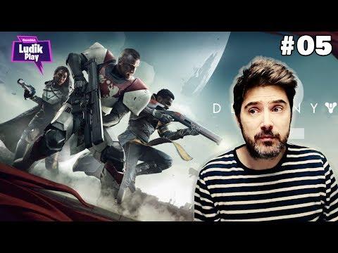 #05 ESCAPANDO DE LA CIUDAD - CAMPAÑA: LA GUERRA ROJA | DESTINY 2 | Gameplay español