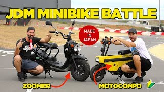 Ultimate JDM Mini Bike Battle